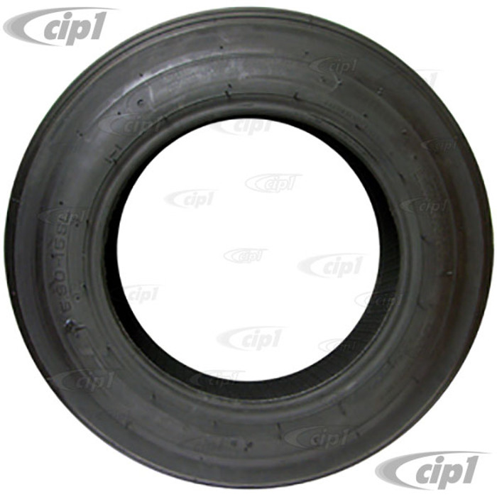 C26-TIRE5905R - 5.90X15 - 5 RIBBED FRONT TIRE - SOLD EACH -SOLD EACH - (A25)