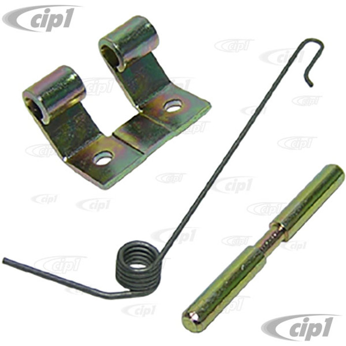C27-J13009 - (211-798-721 211798721) EXCELLENT QUALITY - ACCELERATOR PEDAL HINGE REPAIR KIT WITH SPRING - ALL TYPE-2/BUS 55-79 - SOLD KIT