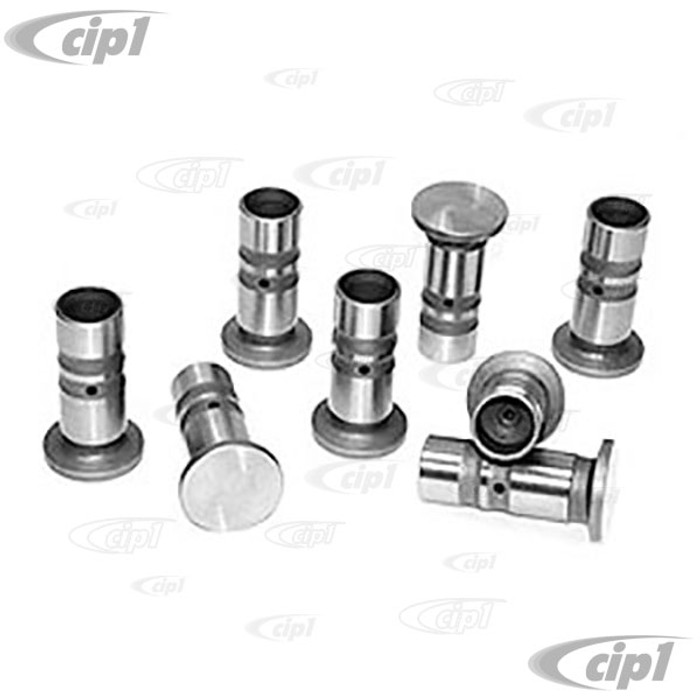 ACC-C10-5302 - (21-4300) CAM FOLLOWER SET - BEST QUALITY - LIGHTWEIGHT & CLEARANCED RACING  LIFTERS - SET OF 8