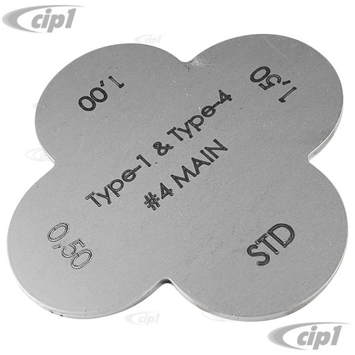 C31-012-140-105G4 - ENGINE CASE MEASURING TOOL FOR MAIN BEARING TYPE-4 17-2000CC ENGINE CASE - SOLD EACH