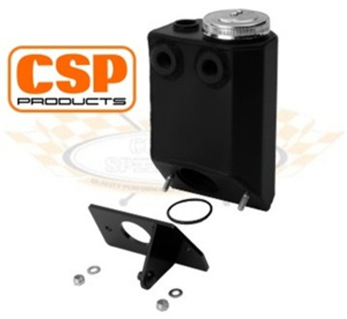 C31-115-451-100D - BLACK OIL FILLER MOUNTED BREATHER BOX KIT - T1 1600CC STYLE ENGINE WITH ALTERNATOR (NOT GENERATOR)