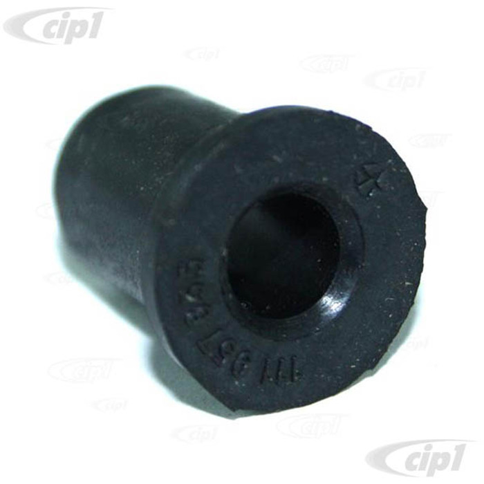 C33-B38244 - (111957855B - 111-957-855-B) - GERMAN QUALITY FROM C&C U.K. - SPEEDOMETER CABLE GROMMET - RUBBER SEAL - ALL BEETLE/GHIA/BUS/T3/THING/VANAGON - SOLD EACH