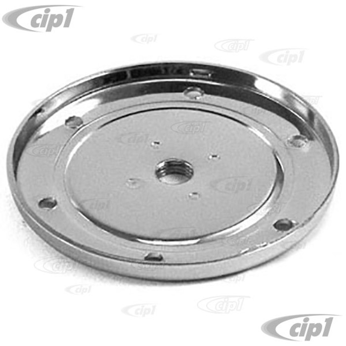ACC-C10-5399 - CHROME OIL SUMP PLATE - ALL 40HP 12-1600cc BEETLE STYLE ENGINES