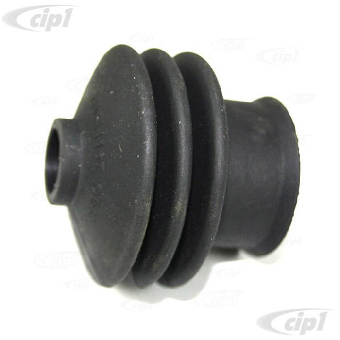 C33-S00833 - (211711183B - 211-711-183B) - GERMAN QUALITY FROM C&C U.K. - SHIFT ROD BOOT 2 NEEDED - BUS 3/50-79 - SOLD EACH