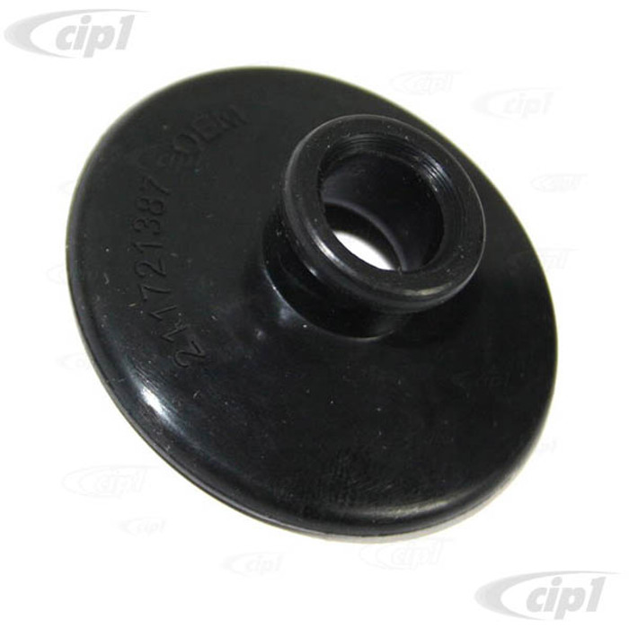 C33-S00847 - (211721387 - 211-721-387) - GERMAN QUALITY FROM C&C U.K. - SEAL FOR CLUTCH OR BRAKE PEDAL ROD/SHAFT TO FLOOR - BUS 55-79 - SOLD EACH
