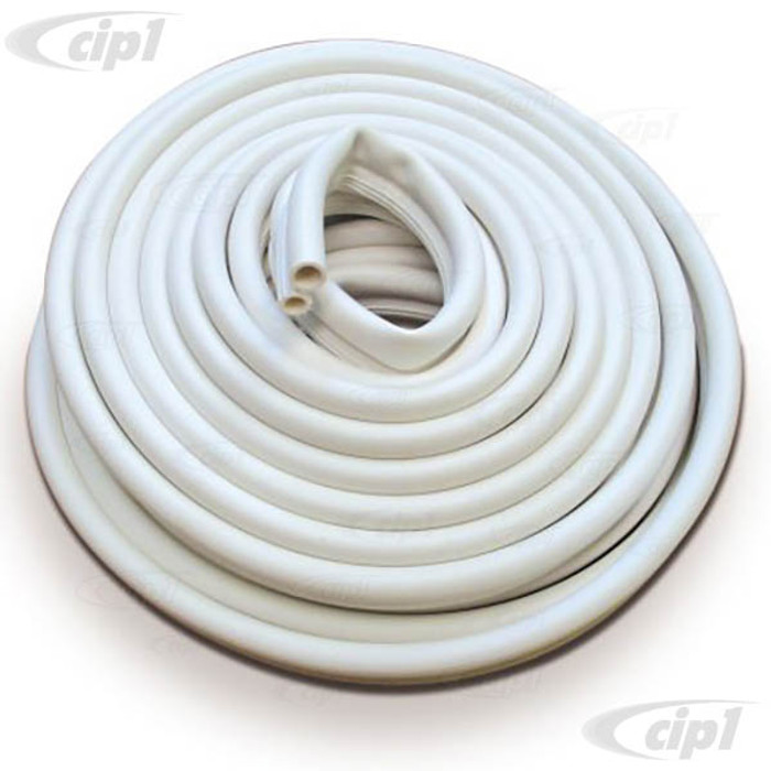 C33-S00967 - (221867573D - 221-867-573D) - GERMAN QUALITY FROM C&C U.K. - HEADLINER BEADING OFF WHITE ENOUGH FOR ONE - BUS 61-67 - SOLD EACH