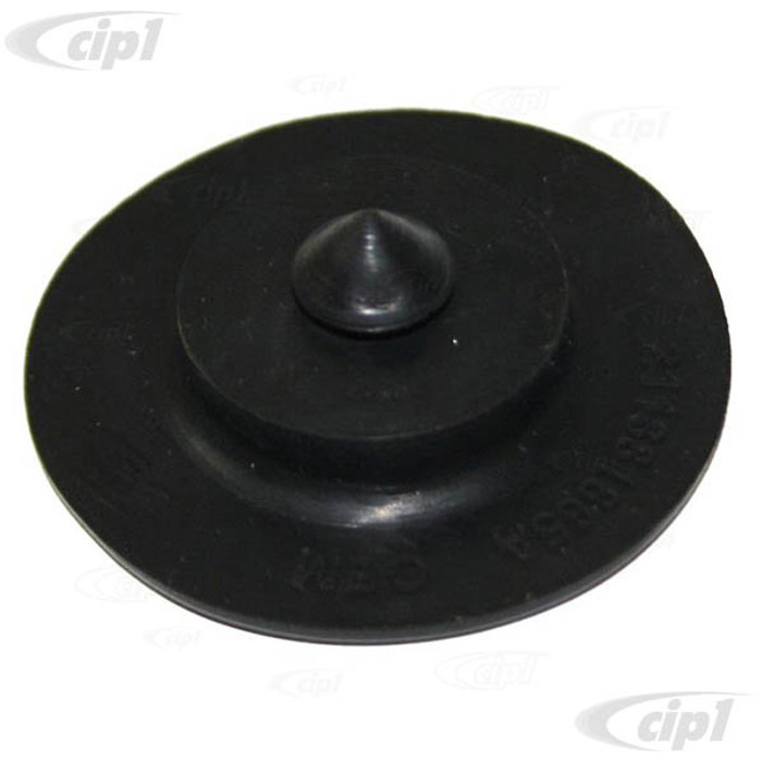 C33-S01016 - (211881897A - 211-881-897A) - GERMAN QUALITY FROM C&C U.K. - RUBBER STOP FOR FRONT BENCH SEAT - BUS 63-67 - SOLD EACH
