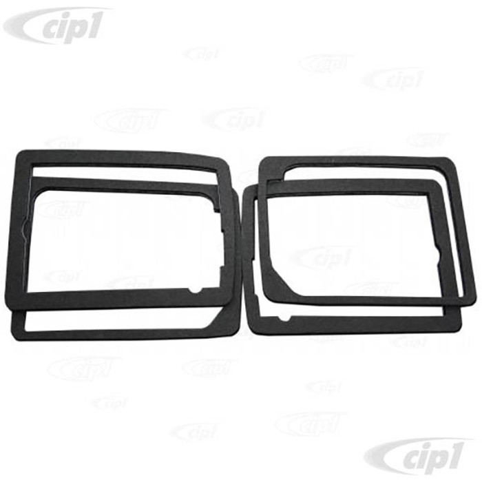 C33-S01738 - (211953165D - 211-953-165D) - GERMAN QUALITY FROM C&C U.K. - INDICATOR HOUSING SEALS FOR BOTH SIDES - BUS 73-79 - SOLD PAIR
