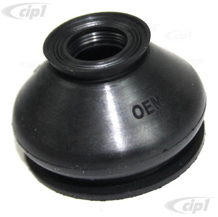 C33-S52677 - (113415835 - 113-415-835) - GERMAN QUALITY FROM C&C U.K. - TIE-ROD END BOOT - INC/CLIPS - 4 REQUIRED - ALL 1966-ON BEETLE/GHIA/TYPE-3/BUS/VANAGON - SOLD EACH