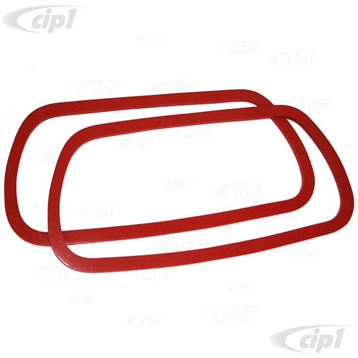 C33-S92331 - (113101481FS - 113-101-481FS) - GERMAN QUALITY FROM C&C U.K. - SILICONE VALVE COVER GASKET - 12-1600CC ENGINES - 61-79 - SOLD PAIR