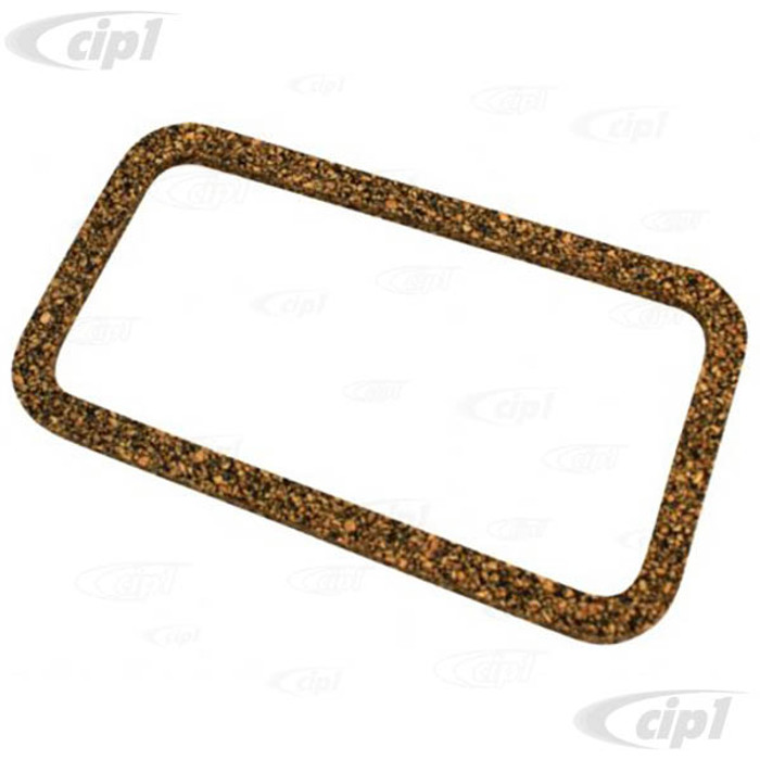 C33-T27839 - (21115487 - 021-115-487) - GERMAN QUALITY FROM C&C U.K. - CRANKCASE OIL BREATHER BASE GASKET - 17-2000CC TYPE 4 ENGINES - BUS 72-79 - VANAGON 80-83 - SOLD EACH