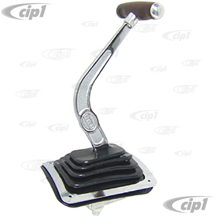 C38-I-268 - (IN-233) FLAT 4 ELIMINATOR SHIFTER WITH TEE-HANDLE - FIT BEETLE/GHIA/TYPE-3 - L.H.D or R.H.D - SOLD EACH