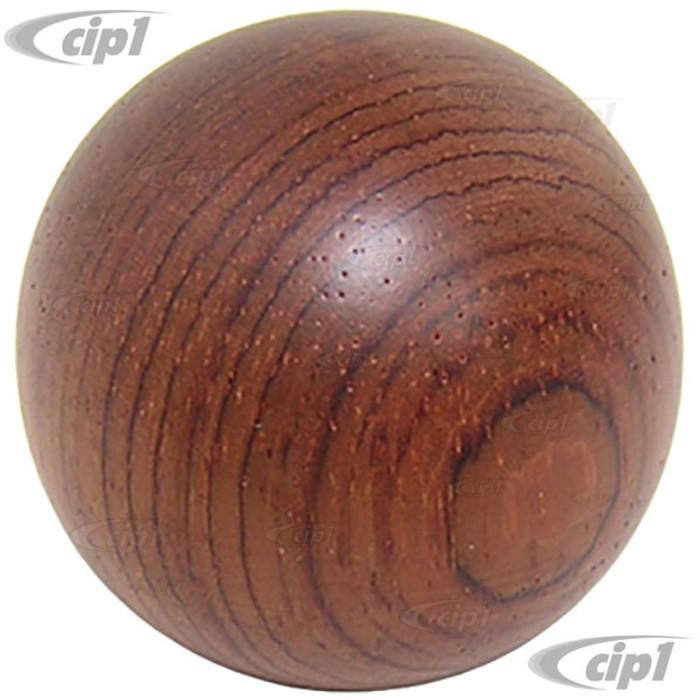 C38-I-275 - ROSEWOOD SHIFT-BALL FOR ELIMINATOR & TRIGGER SHIFTERS