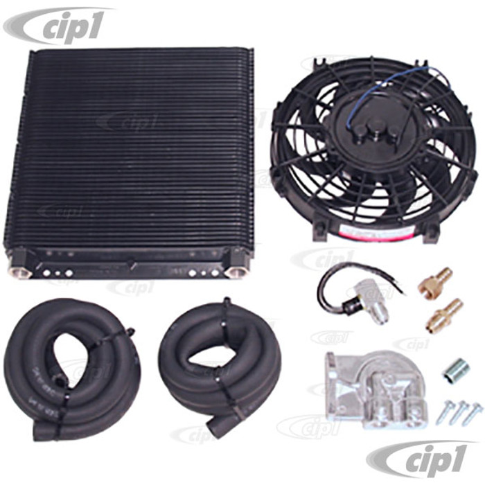 ACC-C10-5520 - UNIVERSAL DELUXE OIL COOLER SYSTEM KIT