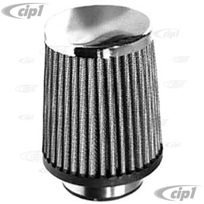 ACC-C10-5650 - POD STYLE AIR CLEANER - 2 5/8 INCH THROAT - FITS KADRON CARBS