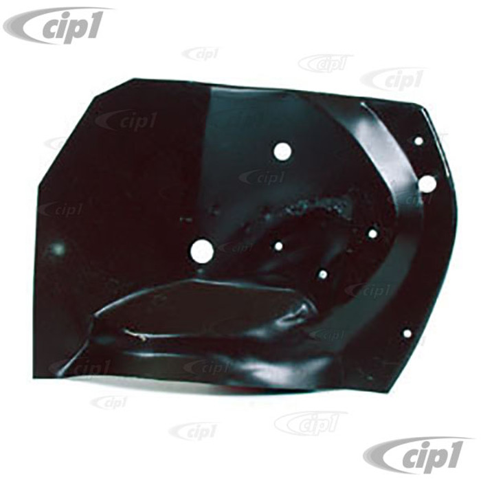 TAB-400-121 - (133-809-201X 133809201X) FRONT WHEELHOUSE SECTION LEFT - SUPER BEETLE 71-73 (74-79 WITH MOD'S) - SOLD EACH