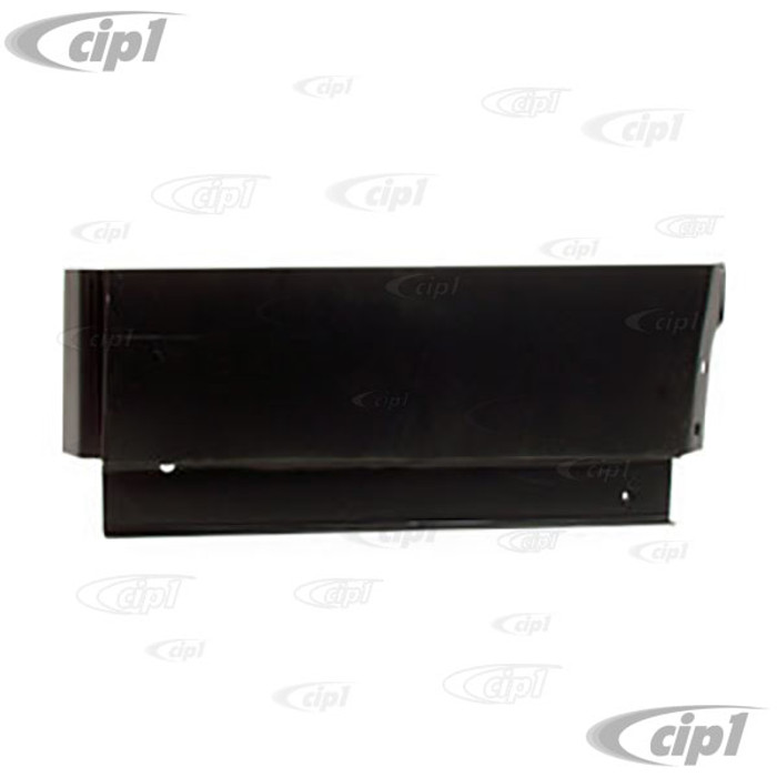 TAB-400-511 - REAR QUARTER PANEL SECTION 6 IN HIGH LEFT - BEETLE 46-79