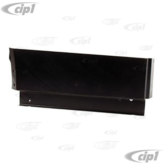 TAB-400-512 - REAR QUARTER PANEL SECTION 6 IN HIGH RIGHT - BEETLE 46-79