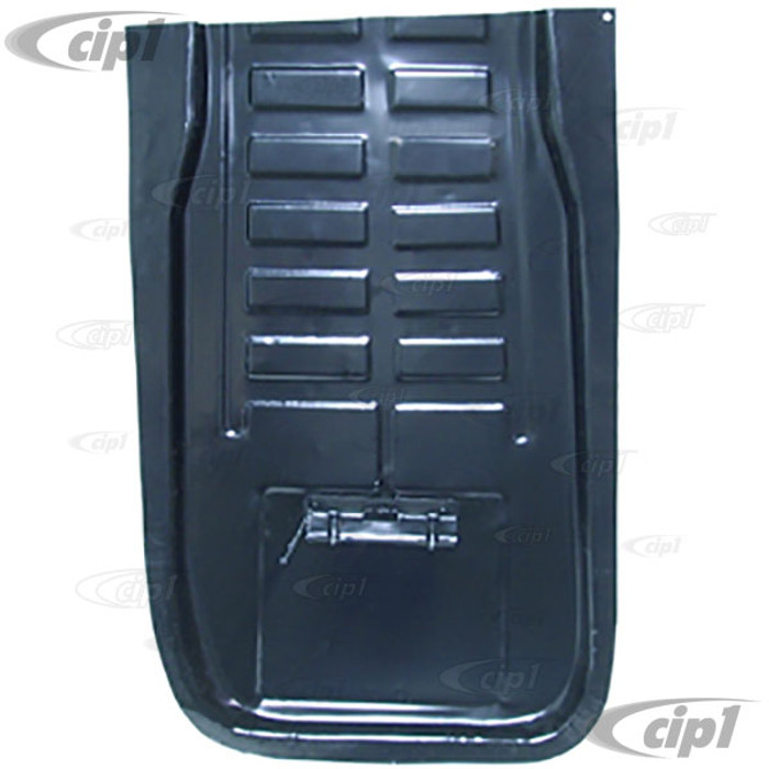 TAB-400-730-M - BATTERY TRAY AREA 24 X 15 inch RIGHT SIDE UNDER REAR SEAT- BEETLE 46-72 - (A5)