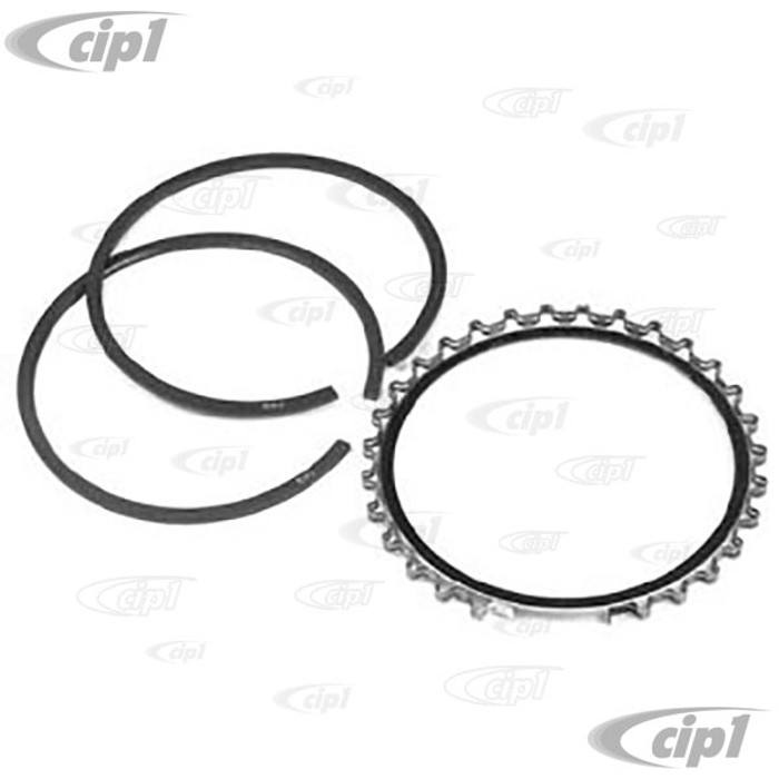 ACC-C10-5939 - 94MM PISTON RING COMPLETE SET - 2MM X 2MM X 4MM - ( ALL RINGS FOR 1 ENGINE)