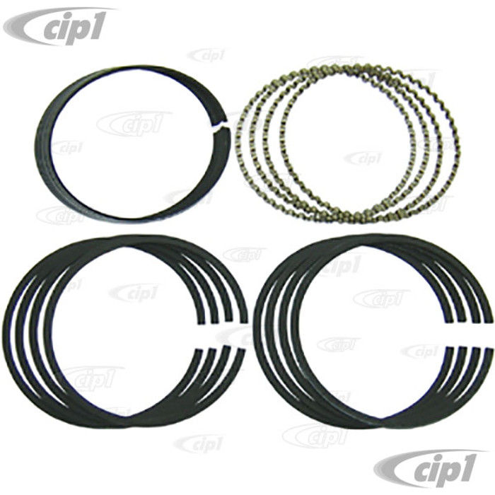 ACC-C10-5941 - REPLACEMENT PISTON RING SET - 95.5MM - ALL 4 PISTONS (FOR OUR ACC-C10-5212 & 5213) 1.75MM/2.0MM/3.5MM