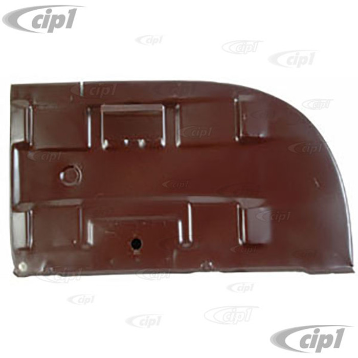 TAB-402-780 - (211813162M 211-813-162M) GOOD REPRODUCTION - MADE IN DENMARK - RIGHT SIDE BATTERY TRAY/FLOOR - BUS 72-79 (NOT FOR PICK-UP) - SOLD EACH