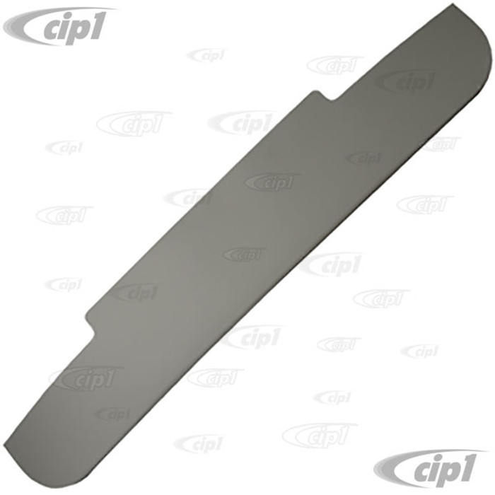 TAB-404-610 - (141-827-025 141827025) EXCELLENT QUALITY REPRODUCTION - REPAIR PANEL FOR LOWER PART OF ENGINE DECK LID - GHIA 56-74 - SOLD EACH