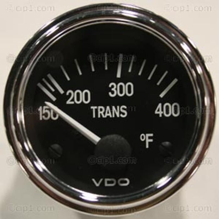 VDO-310-303 - 310303 - SERIES 1 TRANSMISSION TEMP GAUGE-400F - 2-1/16 (52MM) IN.