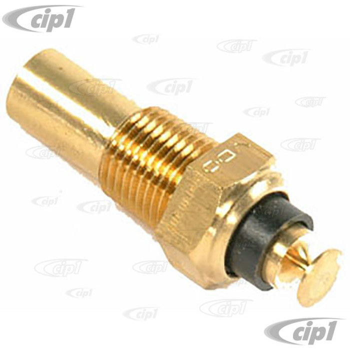VDO-323-057 - 323057 - 300F DEGREE OIL TEMPERATURE SENDER / SENDING UNIT 1/8-27 NPT - WORKS WITH ALL VDO AND SMITH TEMP. GAUGES - SOLD EACH