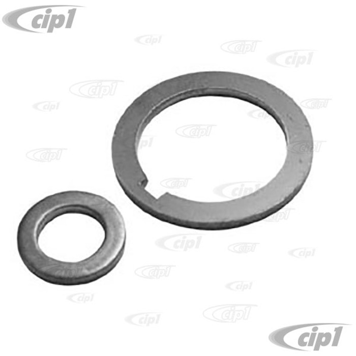 ACC-C10-5998 - (EMPI 8688-6) SAND SEAL PULLEY SPACER RING KIT - 2 PIECE SET