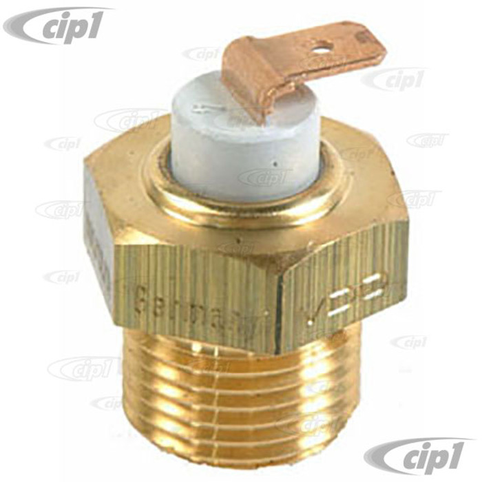VDO-323-064 - 323064 - 300F DEGREE OIL TEMP SENDER M18 X 1.5-WILL FIT VW OIL RELIEF GALLEY