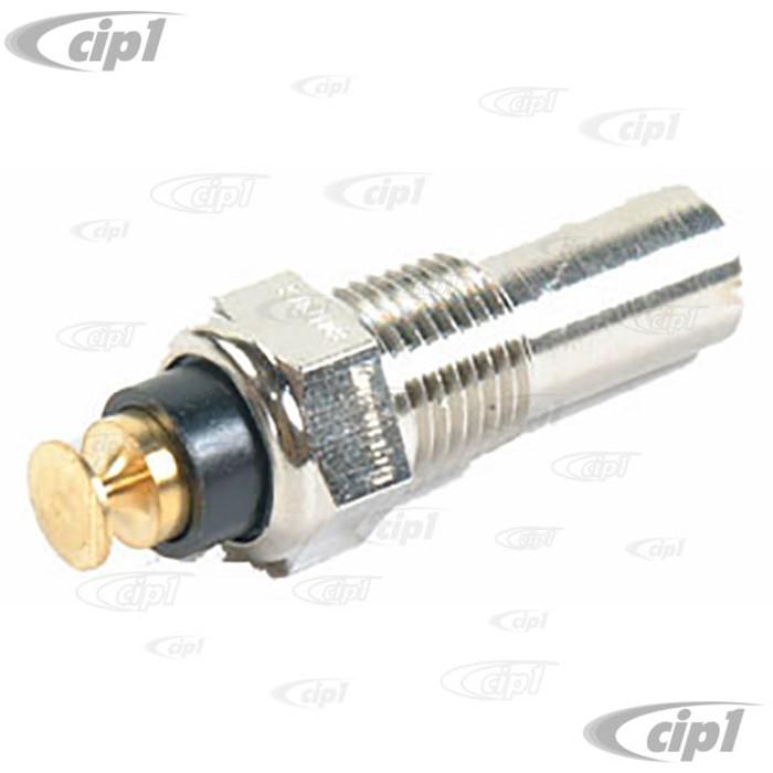 VDO-323-423 - 323423 - 300 DEGREE OIL TEMP SENDER M10 X 1 - 2-1/16 (52MM) IN.