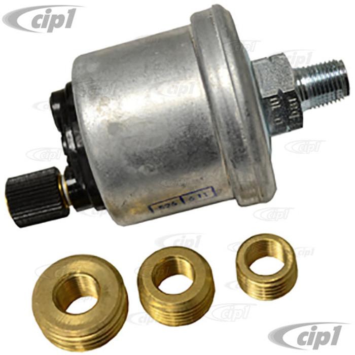 VDO-360-905 - 360905 - OIL PRESSURE SENDER 0-150 PSI / 10 BAR - UNIVERSAL KIT