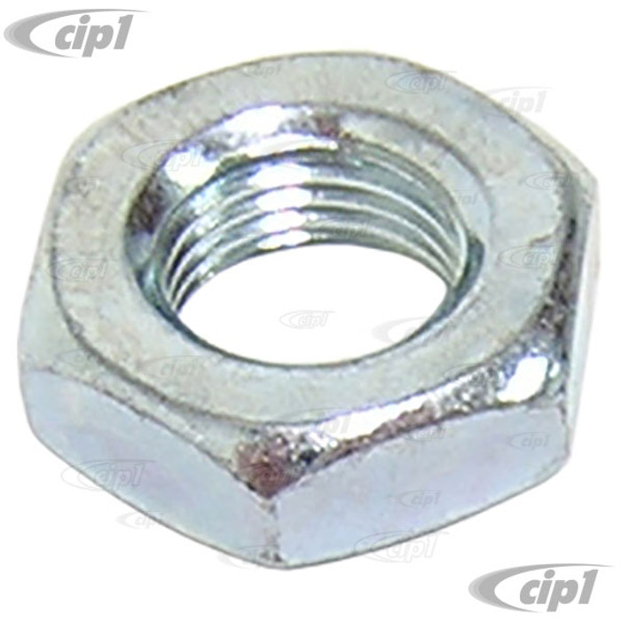 VHD-N11-1571 - JAM NUT FOR VALVE ADJUSTING SCREW - 10MMX1.0  - ALL 10MM BUS 17-2000CC ENGINES - SOLD EACH