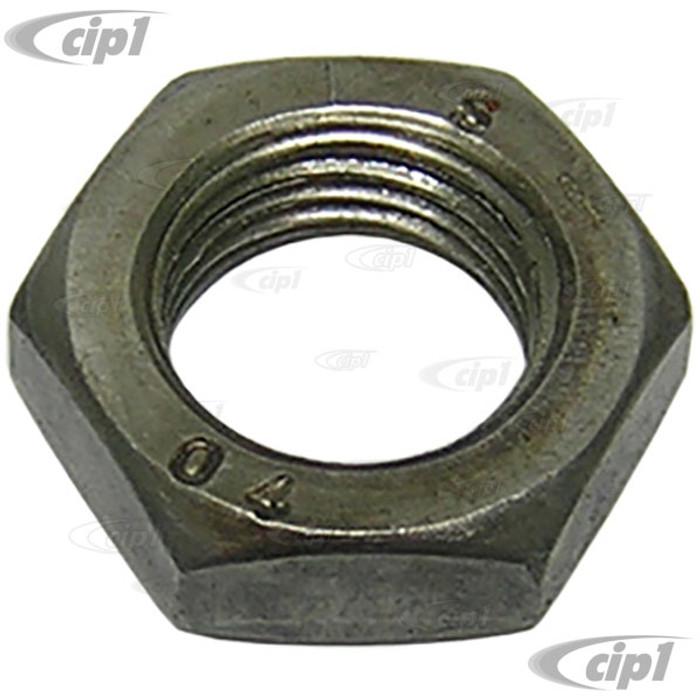 VHD-N11-1642 - STEERING WHEEL SECURING NUT  - BEETLE 74-79 / BUS-52-67 / BUS 74-79