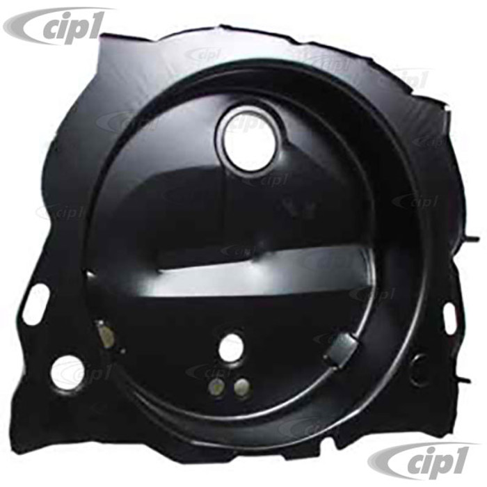 VNG-95-13-29-0 - (111-805-397C 111805397C) EXCELLENT QUALITY - SPARE TIRE WELL - SUPER BEETLE 71-79 - SOLD EACH