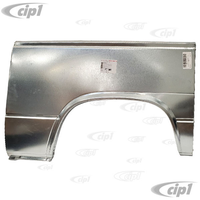 VNG-95-57-53-1 - COMPLETE REAR WHEEL ARCH LEFT - VANAGON 80-92 - (A40)