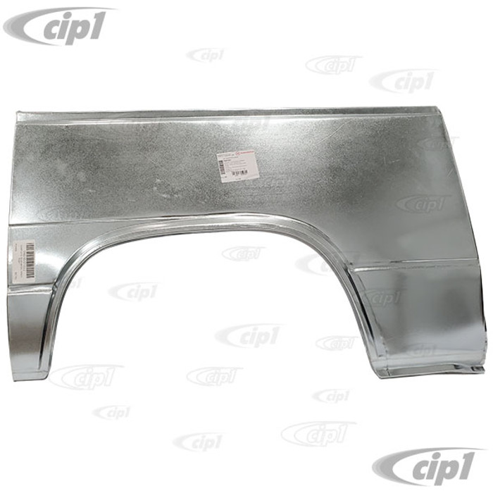 VNG-95-57-53-2 - COMPLETE REAR WHEEL ARCH RIGHT - VANAGON 80-92 - (A40)