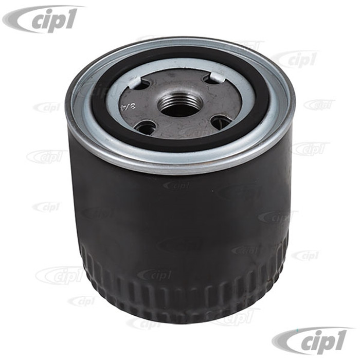 VWC-021-115-351-A - (021115351A) - OIL FILTER - STOCK - FOR 17-2000CC - BUS 72-79 / VANAGON 80-83 - ALSO FITS MOST AFTERMARKET SPIN ON FILTER ADAPTERS - SOLD EACH