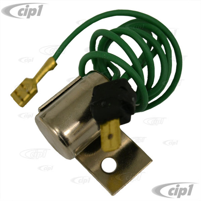 VWC-028-905-295-B - REPRODUCTION - IGNITION CONDENSER - BEETLE 74-79 / BUS 74-79 / VANAGON 80-83 - SOLD ECCH