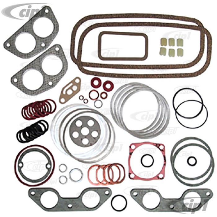VWC-039-198-009 - COMPLETE ENGINE GASKET SET - 914 2000CC ENGINES ONLY - SOLD SET