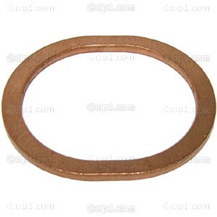VWC-039-256-251-4 - COPPER HEATER BOX TO HEAD GASKET - BUS 75-78 - SOLD SET OF 4