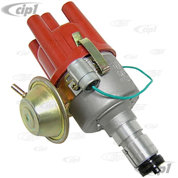 VWC-043-905-205 - (043905205) GOOD QUALITY REPRODUCTION - VACUUM ADVANCE (SVDA) DISTRIBUTOR - COMPLETE - ALL BEETLE STYLE ENGINES - SOLD EACH