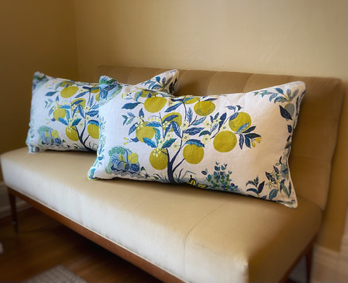 Pillow - Flora & Fauna