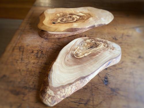 Olive Wood Slab Cutting Board