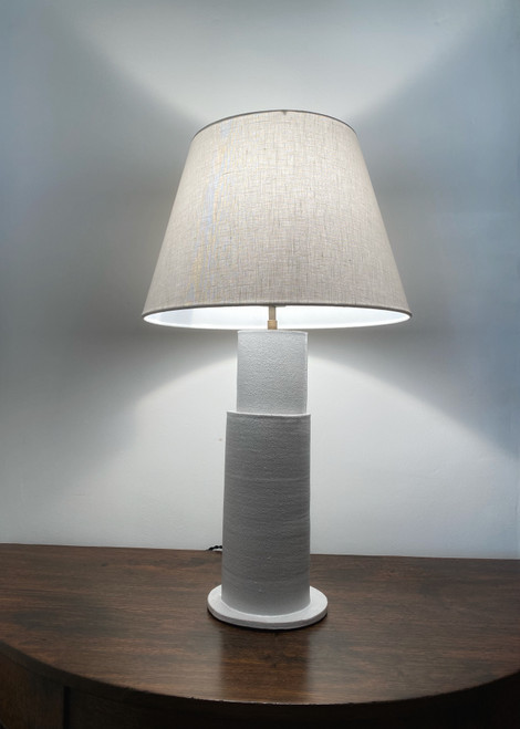 Madeline Lamp - Chalk