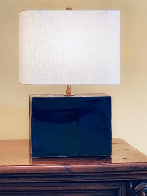 New Preston Lamp - Navy