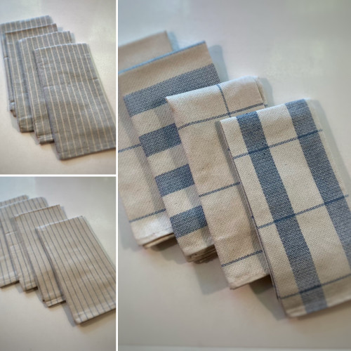 Kitchen Textiles - Napkins and Towels