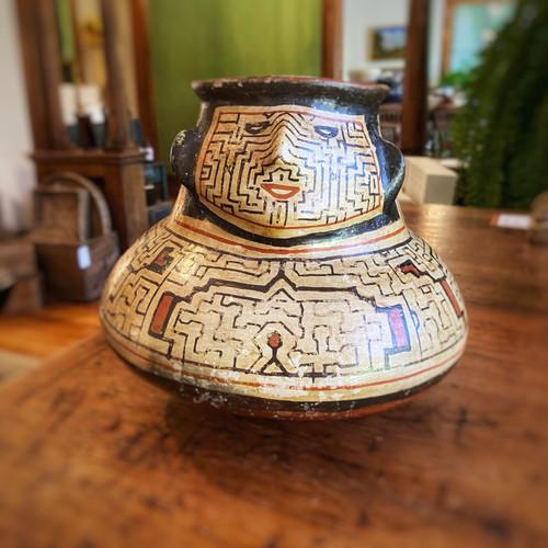 Shipibo Pottery
