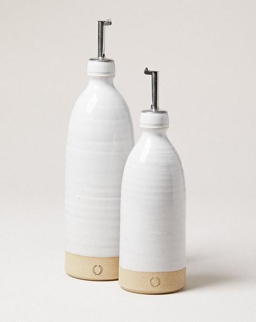 Olive Oil Bottle -- Medium